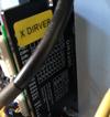LT5030・6040 X軸 ステッピングモータ・ドライバ