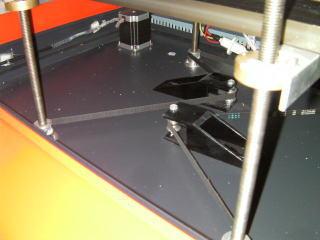 qs4030のテーブル昇降装置