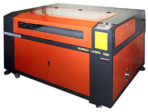 広い加工エリア・ハイパワーのレーザー加工機 RSD-SUNMAX-QS1290-80W