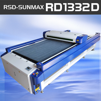SUNMAX-RD1332D ワークエリア:1300 X 3200 150W のみ選択可能です。あらゆる用途に対応可能な1クラス上の汎用レーザー加工機! サンマックスレーザー RSD-SUNMAX-GS-1325D