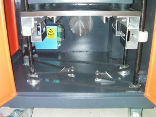 rs4030のテーブル昇降装置
