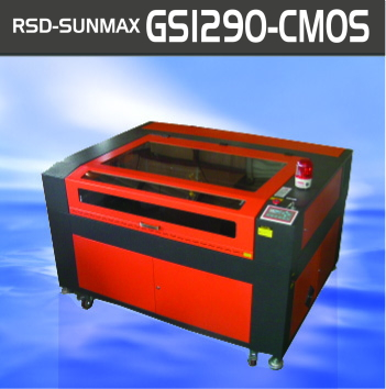 CMOSカメラ搭載・切断専用レーザー SUNMAX-GS1290-CMOS