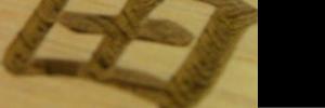 木(傾斜彫刻)