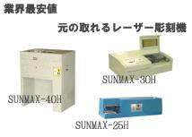レーザー加工機 サンマックス