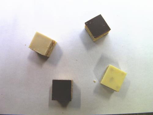 ひとくちバウムクーヘン 1